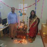 Mr Amit Bhatnagar and Mrs Deepti Bhatnagar