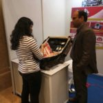 Amit-Bhatnagar-describing-mobile-lab