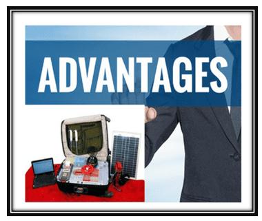 advantages of mobile lab